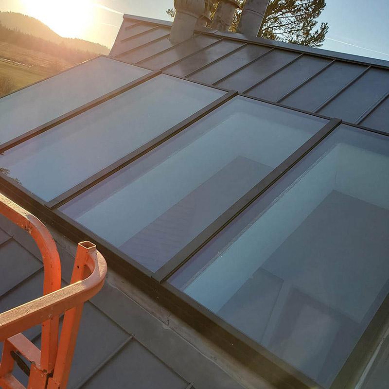 skylights sunriver installation