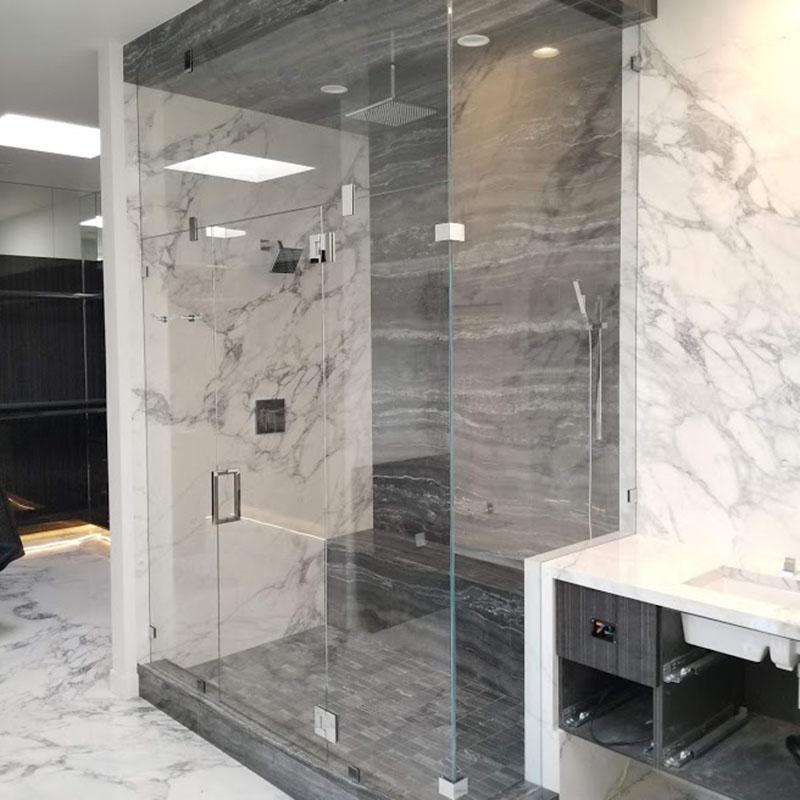 shower and glass sunriver
