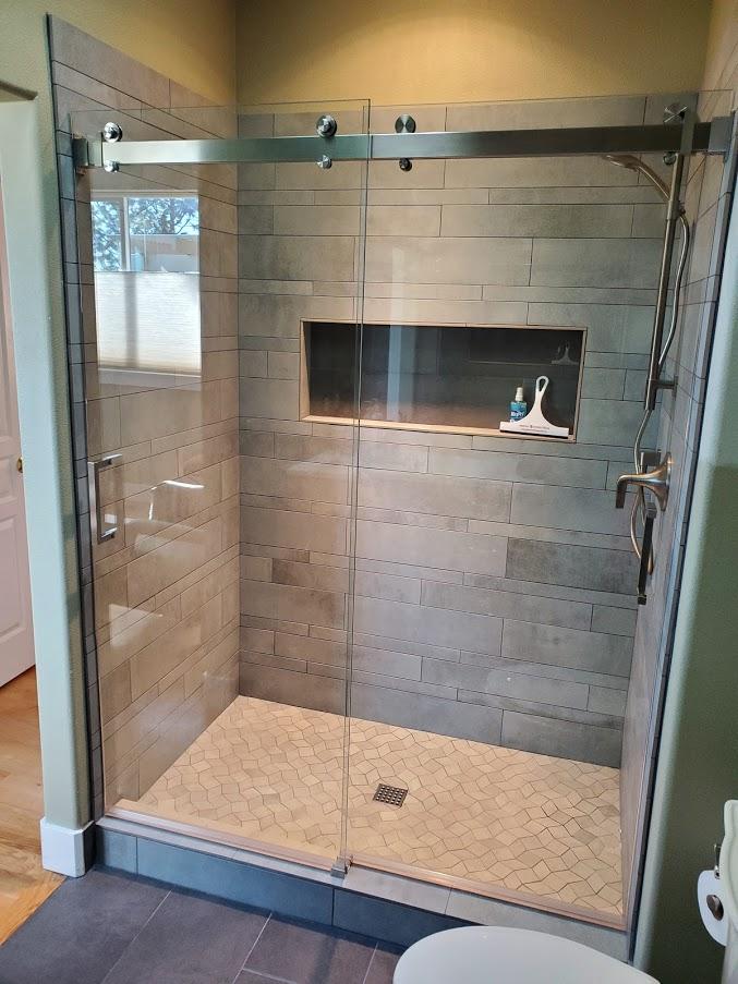 shower installation central oregon
